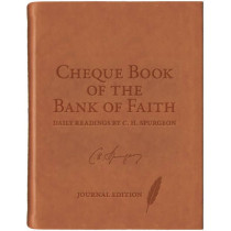 Chequebook of the Bank of Faith Journal by C. H. Spurgeon, 9781781917510