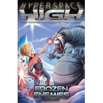 Frozen Enemies by Zac Harrison, 9781782020011
