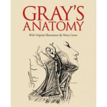 Grays Anatomy by Henry Gray, 9781782124269