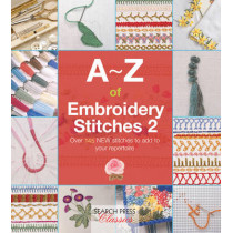 A-Z of Embroidery Stitches 2 by Country Bumpkin Publications, 9781782211693