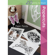20 to Papercraft: Papercuts by Paper Panda, 9781782211914