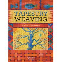 Tapestry Weaving by Kirsten Glasbrook, 9781782212041