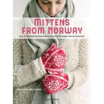 Mittens from Norway: Over 40 Traditional Knitting Patterns Inspired by Norwegian Folk-Art Collections by Nina Granlund Saether, 9781782215400
