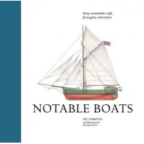 Notable Boats: Forty Small Craft, Forty Great Adventures by Surya Sajnani, 9781782404156