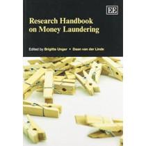 Research Handbook on Money Laundering by Brigitte Unger, 9781782545873