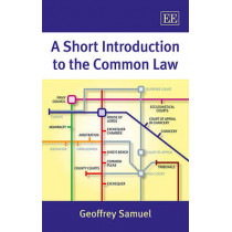 A Short Introduction to the Common Law by Geoffrey Samuel, 9781782546375