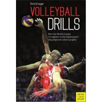Volleyball Drills by Chris Kroeger, 9781782550242
