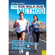 Run-Walk-Run Method by Jeff Galloway, 9781782550822