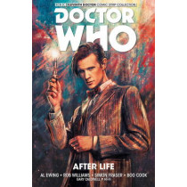 Doctor Who: The Eleventh Doctor: After Life by Al Ewing, 9781782763857