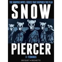 Snowpiercer Vol. 3: Terminus by Olivier Bocquet, 9781782767152