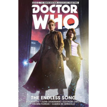 Doctor Who the Tenth Doctor: Volume 4: Endless Song by Nick Abadzis, 9781782767411