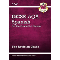 GCSE Spanish AQA Revision Guide for 9-1, 9781782945468