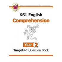New KS1 English Targeted Question Book: Comprehension - Year 2, 9781782947592
