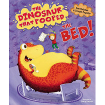 The Dinosaur That Pooped The Bed by Tom Fletcher, 9781782951797