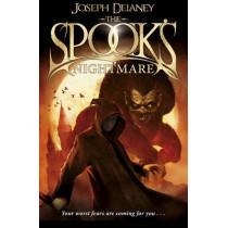 The Spook's Nightmare: Book 7 by Joseph Delaney, 9781782952527