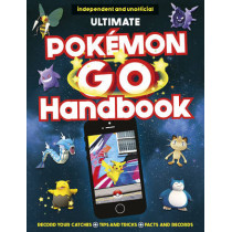 The Ultimate Pokemon Go Handbook by Clive Gifford, 9781783122868