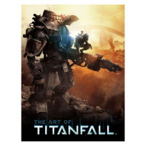 The Art of Titanfall by Andy McVittie, 9781783291946