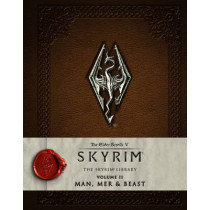 The Elder Scrolls V - The Skyrim Library: Man and Beast by Bethesda Softworks, 9781783293209