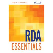 RDA Essentials by Thomas Brenndorfer, 9781783300563
