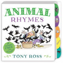 Animal Rhymes by Tony Ross, 9781783440498