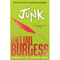 Junk by Melvin Burgess, 9781783440627