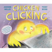 Chicken Clicking by Jeanne Willis, 9781783441617