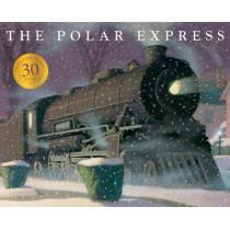 The Polar Express by Chris Van Allsburg, 9781783443338