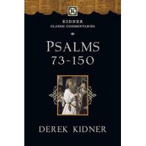 Psalms 73-150 by Derek Kidner, 9781783591831