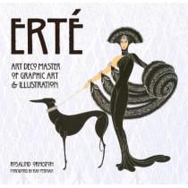 Erte: Art Deco Master of Graphic Art & Illustration by Rosalind Ormiston, 9781783612161