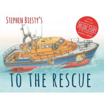 Stephen Biesty's To The Rescue by Rod Green, 9781783701544