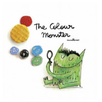 The Colour Monster by Anna Llenas, 9781783704231