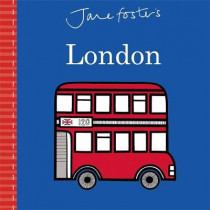 Jane Foster's London by Jane Foster, 9781783708109