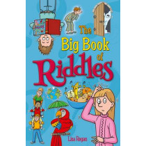 The Big Book of Riddles by Lisa Regan, 9781784042943