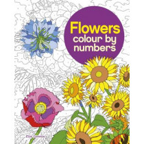 Flowers Colour by Numbers by Arcturus Publishing, 9781784049799