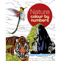 Nature Colour by Numbers by Arcturus Publishing, 9781784049805