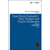Case Study Evaluation: Past, Present and Future Challenges by Trish Greenhalgh, 9781784410643