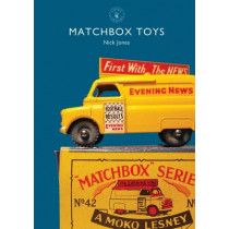 Matchbox Toys by Nick Jones, 9781784420383