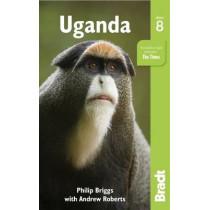 Uganda by Philip Briggs, 9781784770228