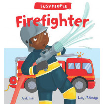 Firefighter by Lucy Cuthew, 9781784931513