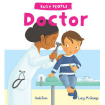 Doctor by Lucy Cuthew, 9781784931520