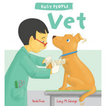 Vet by Lucy M. George, 9781784931537