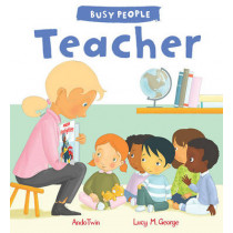 Teacher by Lucy Cuthew, 9781784931544