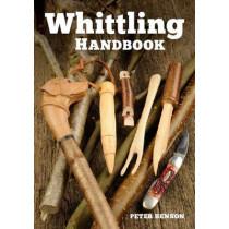 Whittling Handbook by Peter Benson, 9781784940751