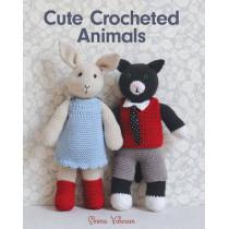 Cute Crocheted Animals by Emma Varnan, 9781784942014