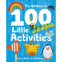 Big Book of 100 Little Activities by Laura Minter, 9781784942458