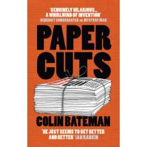 Papercuts by Colin Bateman, 9781784973780