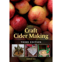 Craft Cider Making by Andrew Lea, 9781785000157
