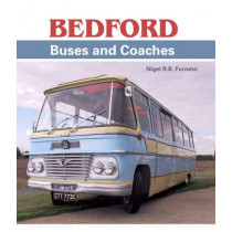 Bedford Buses and Coaches by Nigel R. B. Furness, 9781785002076