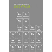 The Periodic Table of COCKTAILS by Emma Stokes, 9781785031663