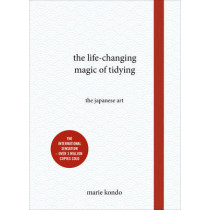 The Life-Changing Magic of Tidying: The Japanese Art by Marie Kondo, 9781785040443